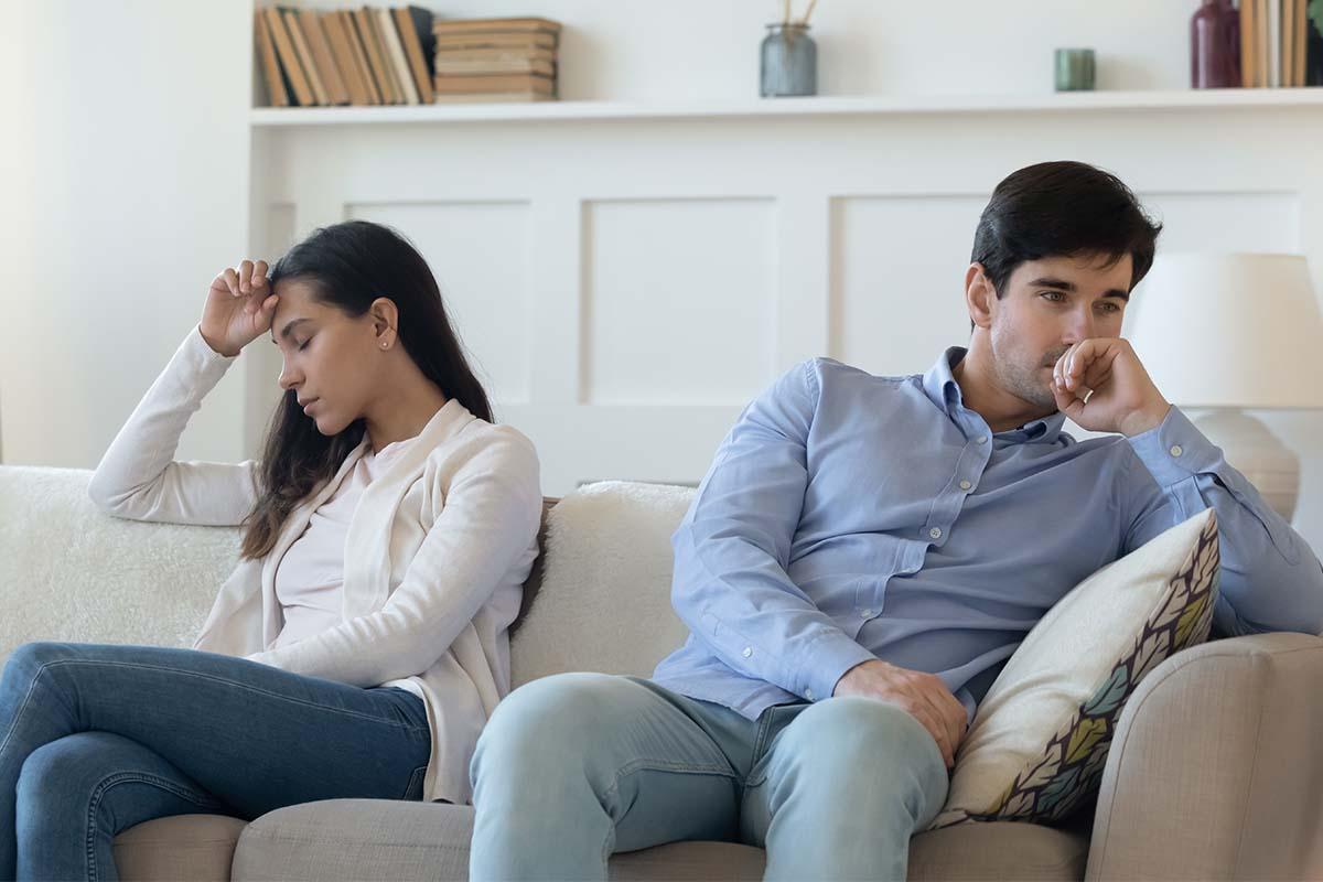 Family Members Frustrated By Enabling Behavior