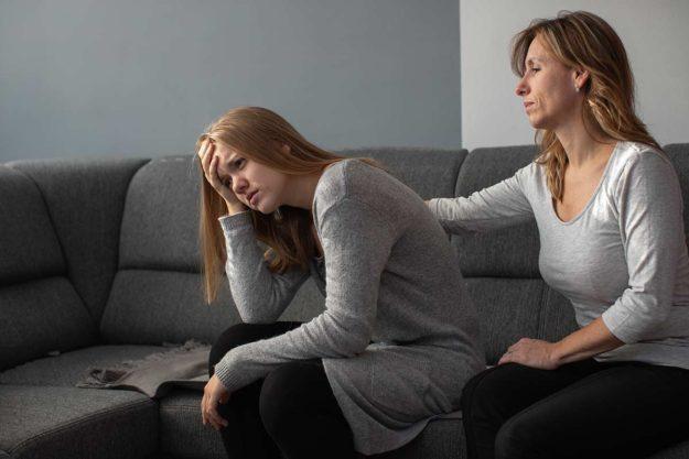Teenage Girl in Need of Addiction Treatment