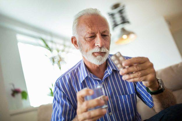 a man wonders if he struggles with prescription drug addiction
