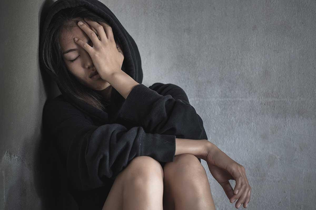 a woman debates entering cocaine rehab centers
